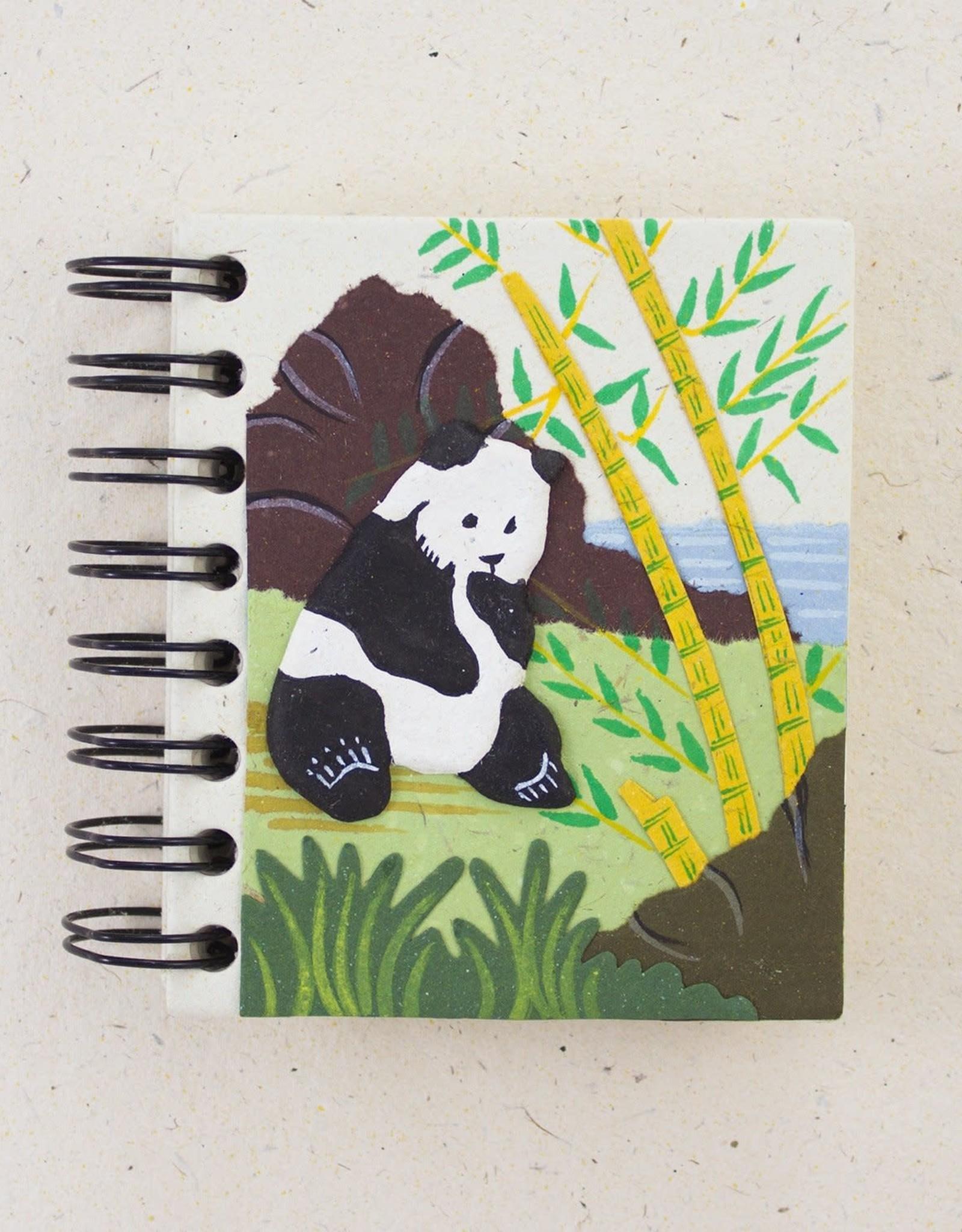 Small Notebook, Panda