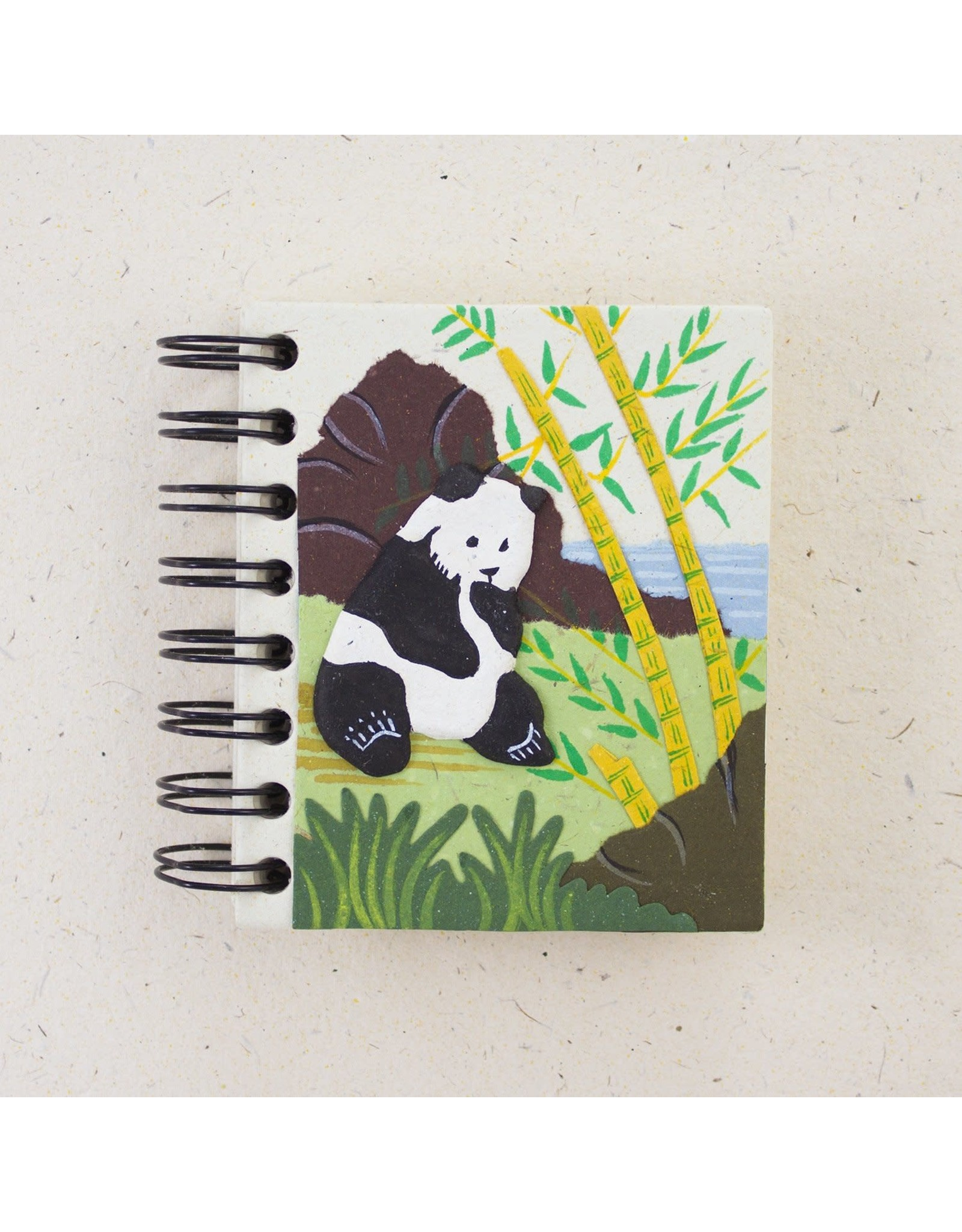 Small Notebook, Panda, Sri Lanka