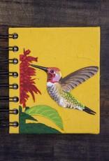 Small Notebook, Hummingbird