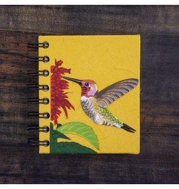 Small Notebook, Hummingbird, Sri Lanka