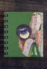Small Notebook, Sloth
