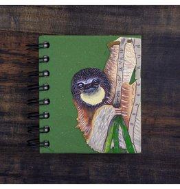 Small Notebook, Sloth, Sri Lanka