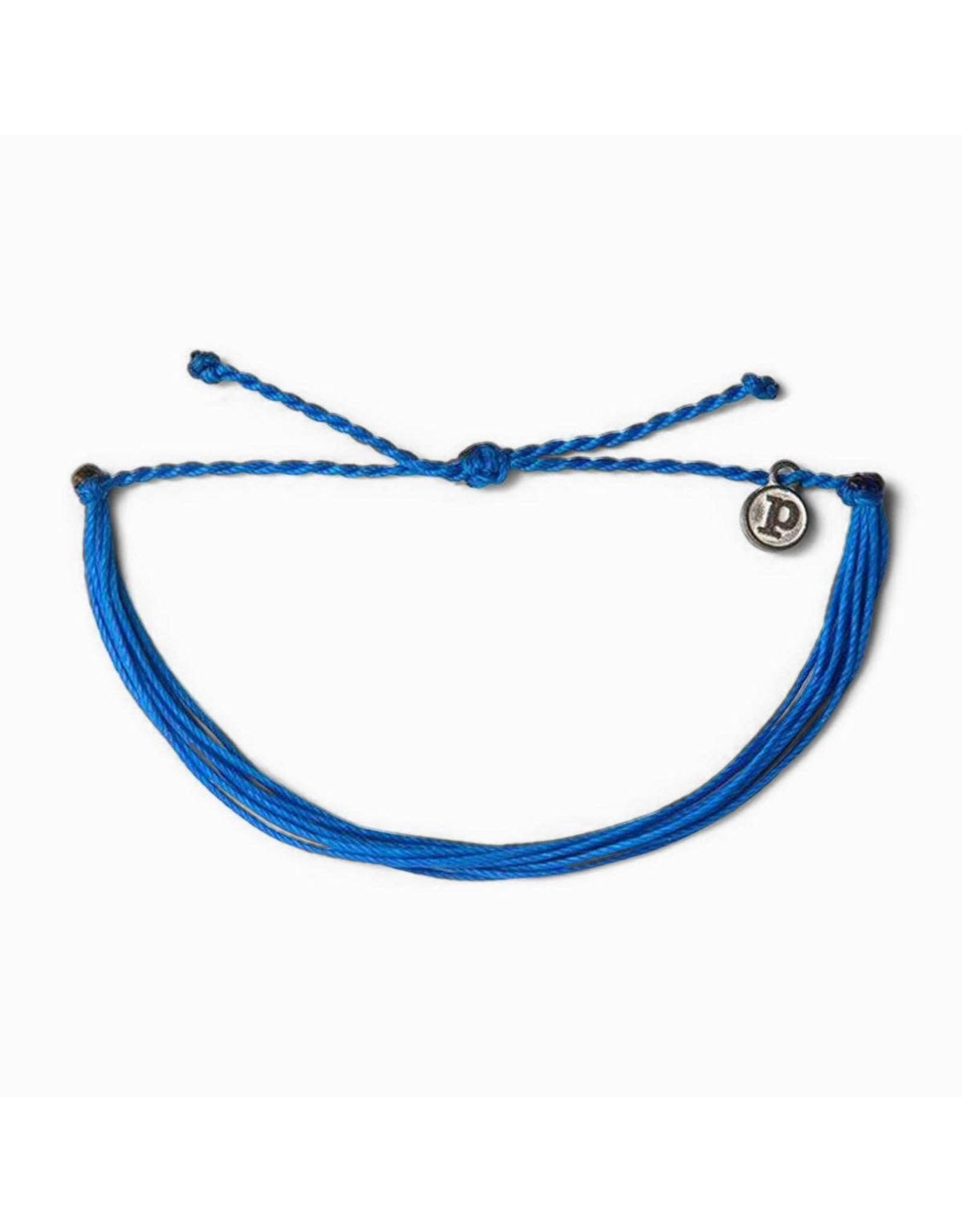 Pura Vida, Original  Bracelet, Blue