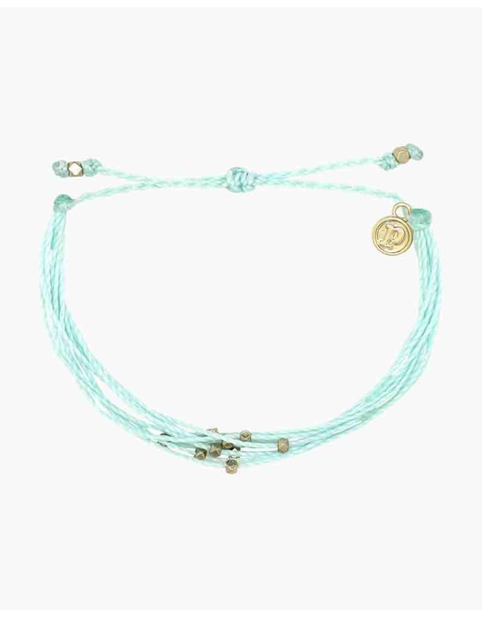 Pura Vida GOLD MALIBU Bracelet,  WINTER
