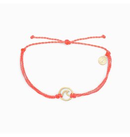 ROSE GOLD WAVE Bracelet,  STRAWBERRY