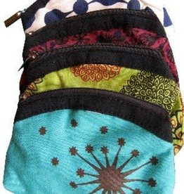 Nepal,  Ghata Cotton Coin Purse
