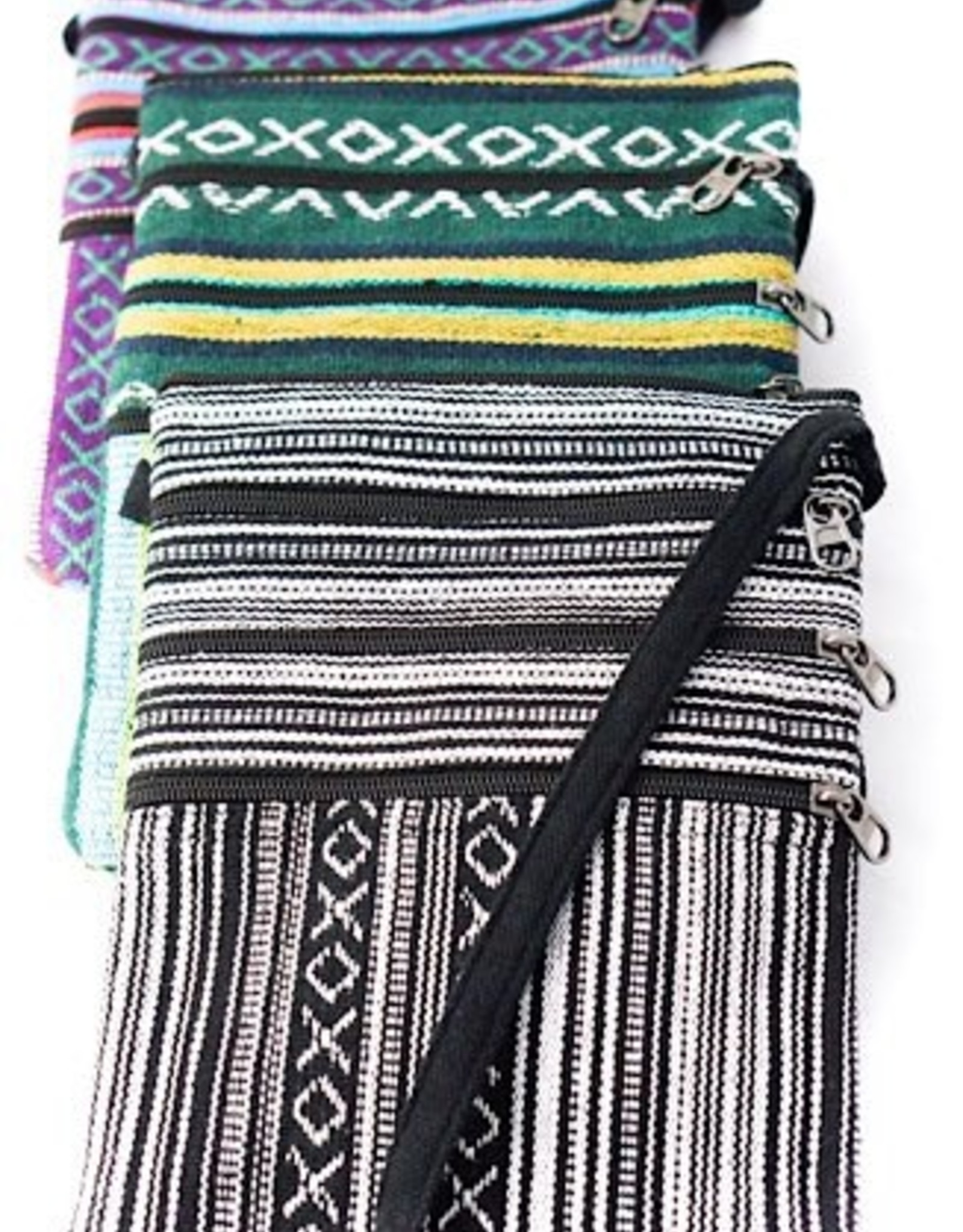 Nepal, Gyari cotton passport bag