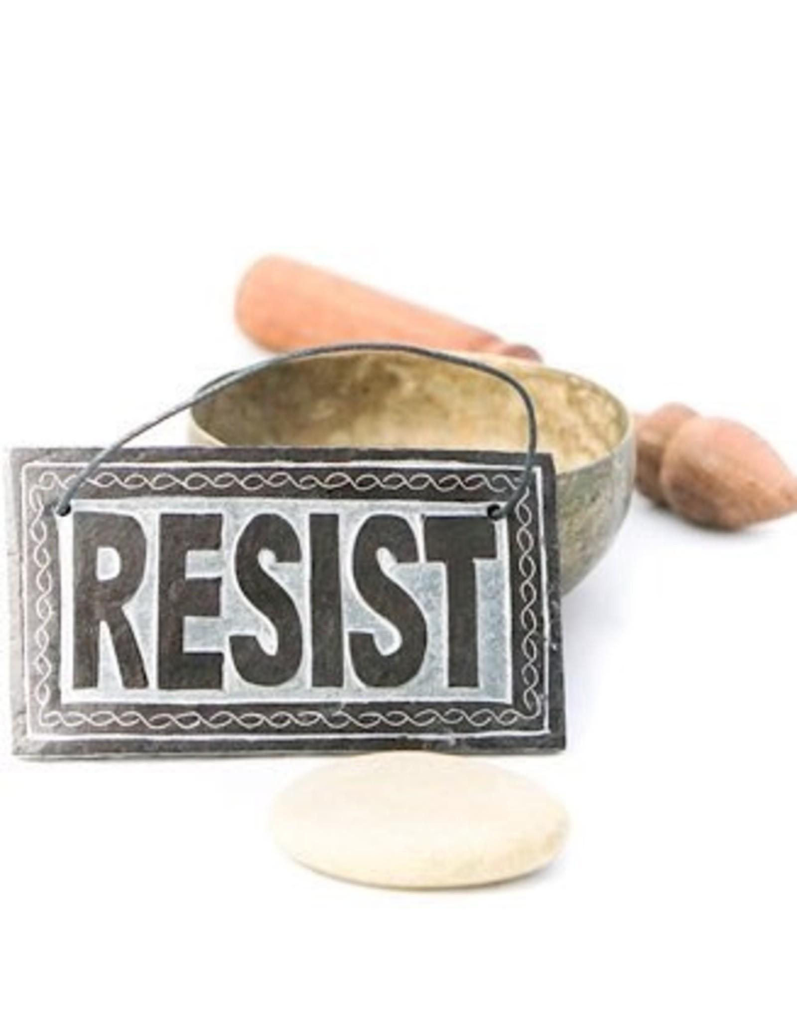 Nepal, Small RESIST Slate