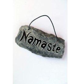 NAMASTE Small Slate Stone