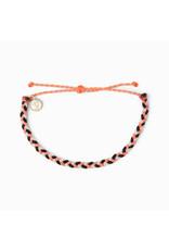 Pura Vida, Mini Braided Multi Bracelet, Boho
