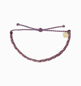 MINI BRAIDED MULTI Bracelet, PURPLE