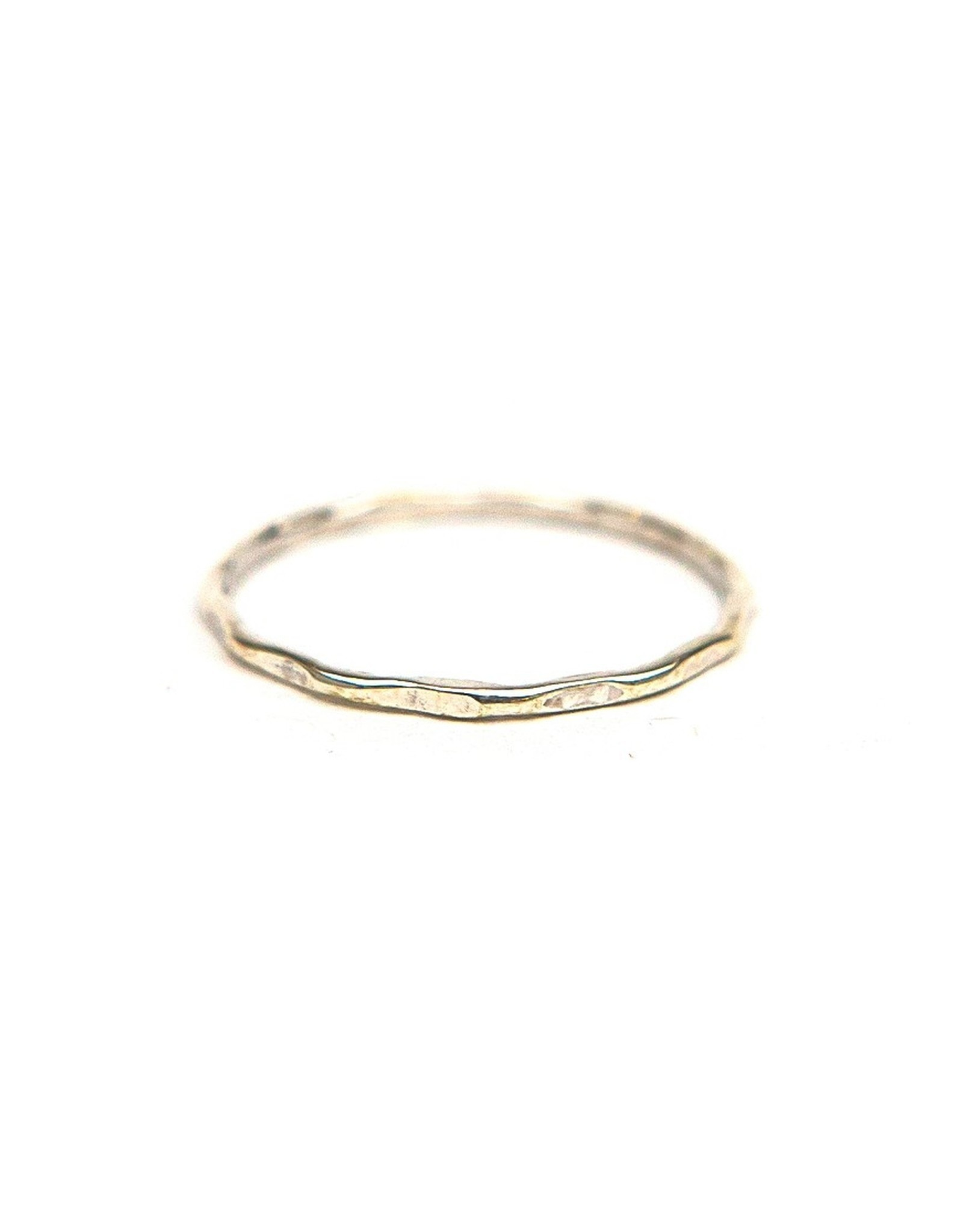 Sterling Stack Ring