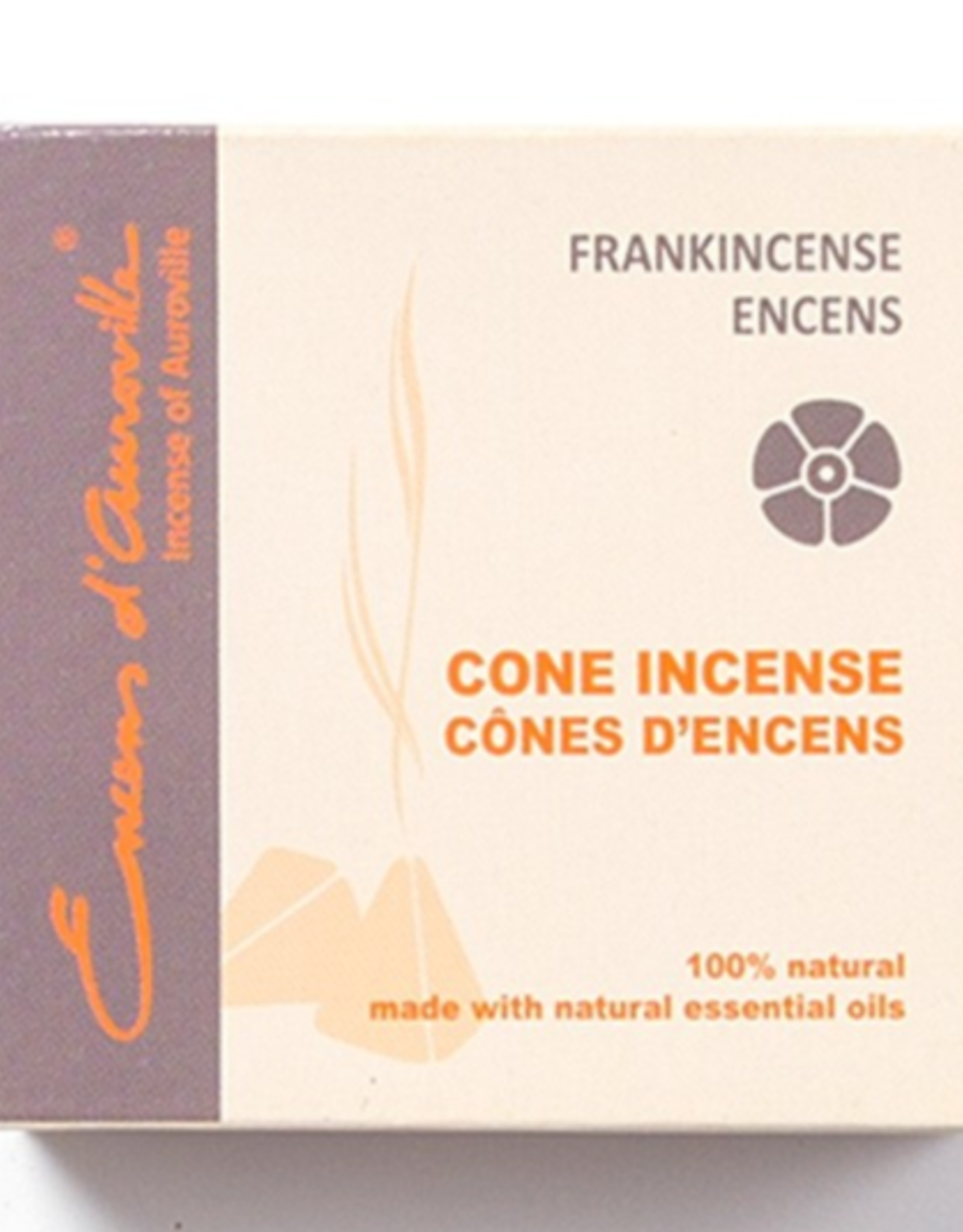 India, Incense Cones Frankincense