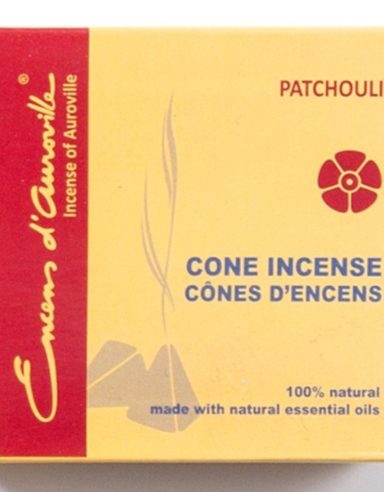 India, Incense Cones Patchouli