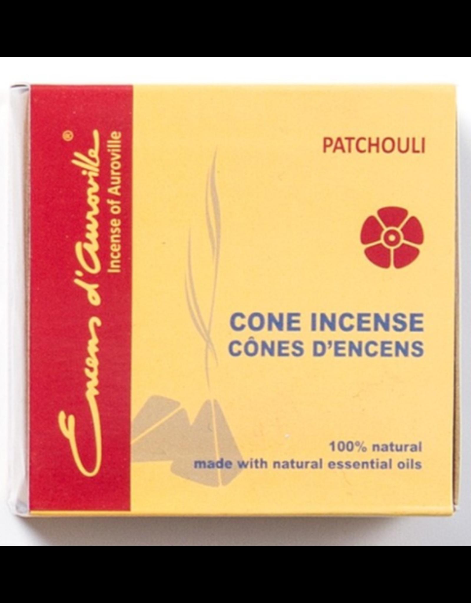 Incense Cones Patchouli,  India
