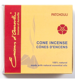 Incense Cones Patchouli,  India