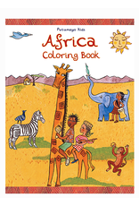 Putumayo Coloring Book Africa