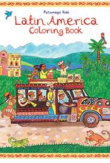 Putumayo Coloring Book Latin America