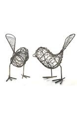 Wire Birds Silver, India