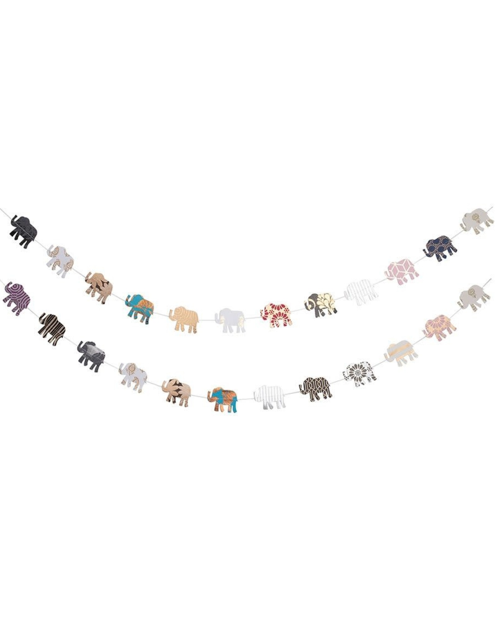 Elephant Cotton Garland