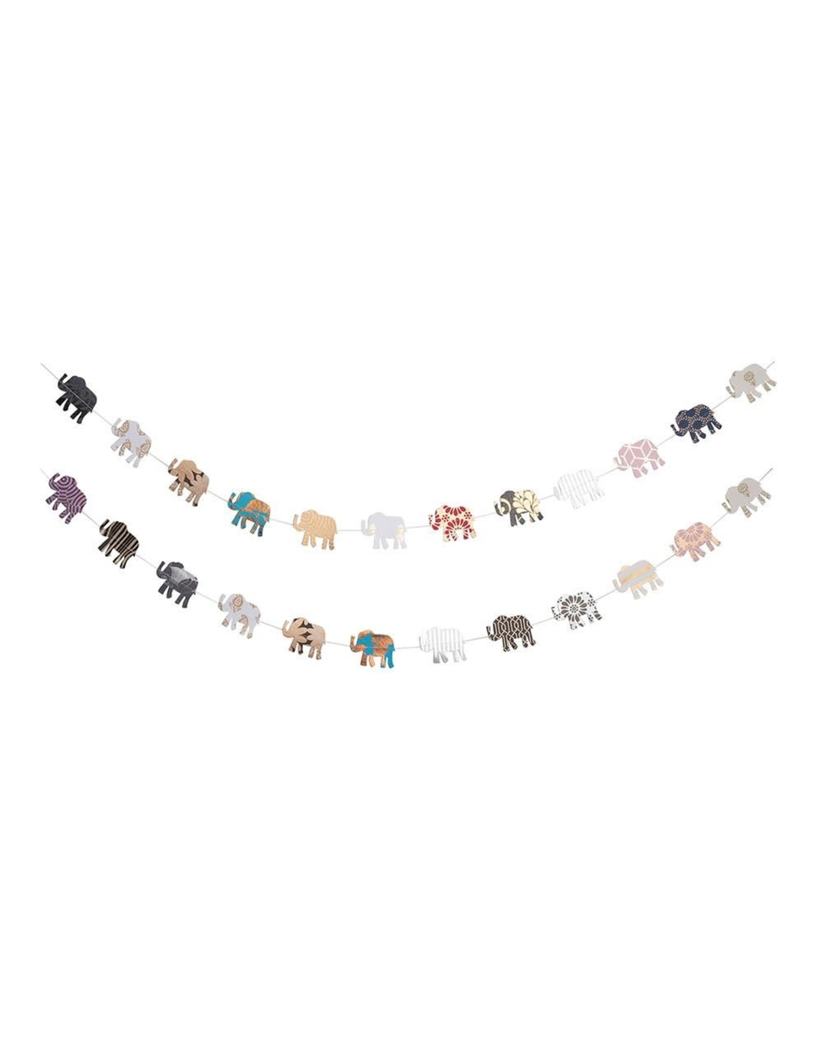 Elephant Cotton Garland