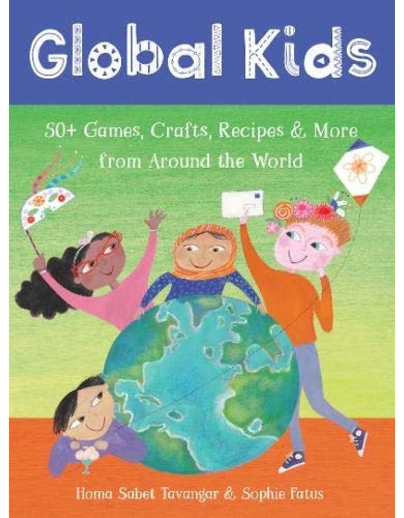 Putumayo Card Sets Global Kids