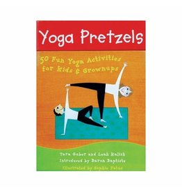 Putumayo Card Sets Yoga Pretzel