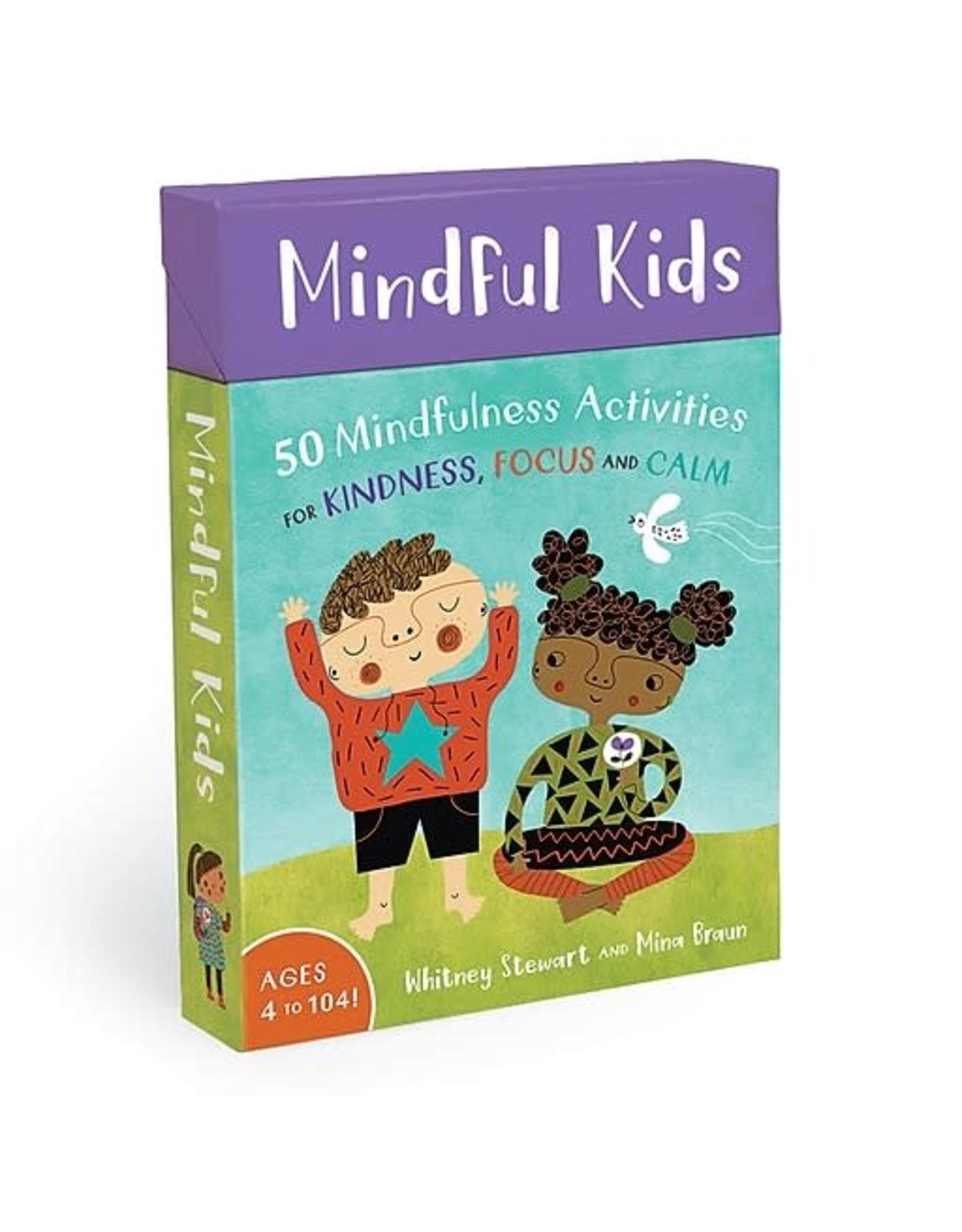 Putumayo Card Sets Mindful Kids