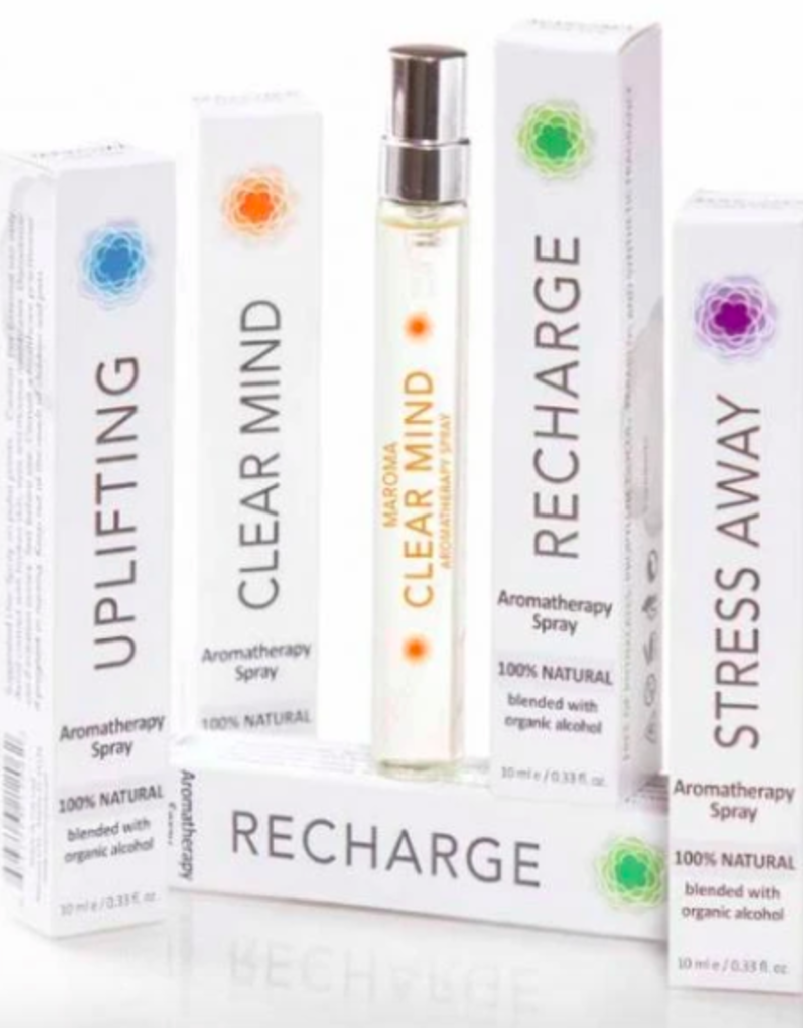 Aromatherapy Spray Clear Mind
