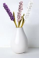 Lavender Felt Flower PURPLE