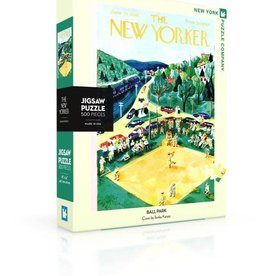 Ballpark Puzzle , 500 pieces