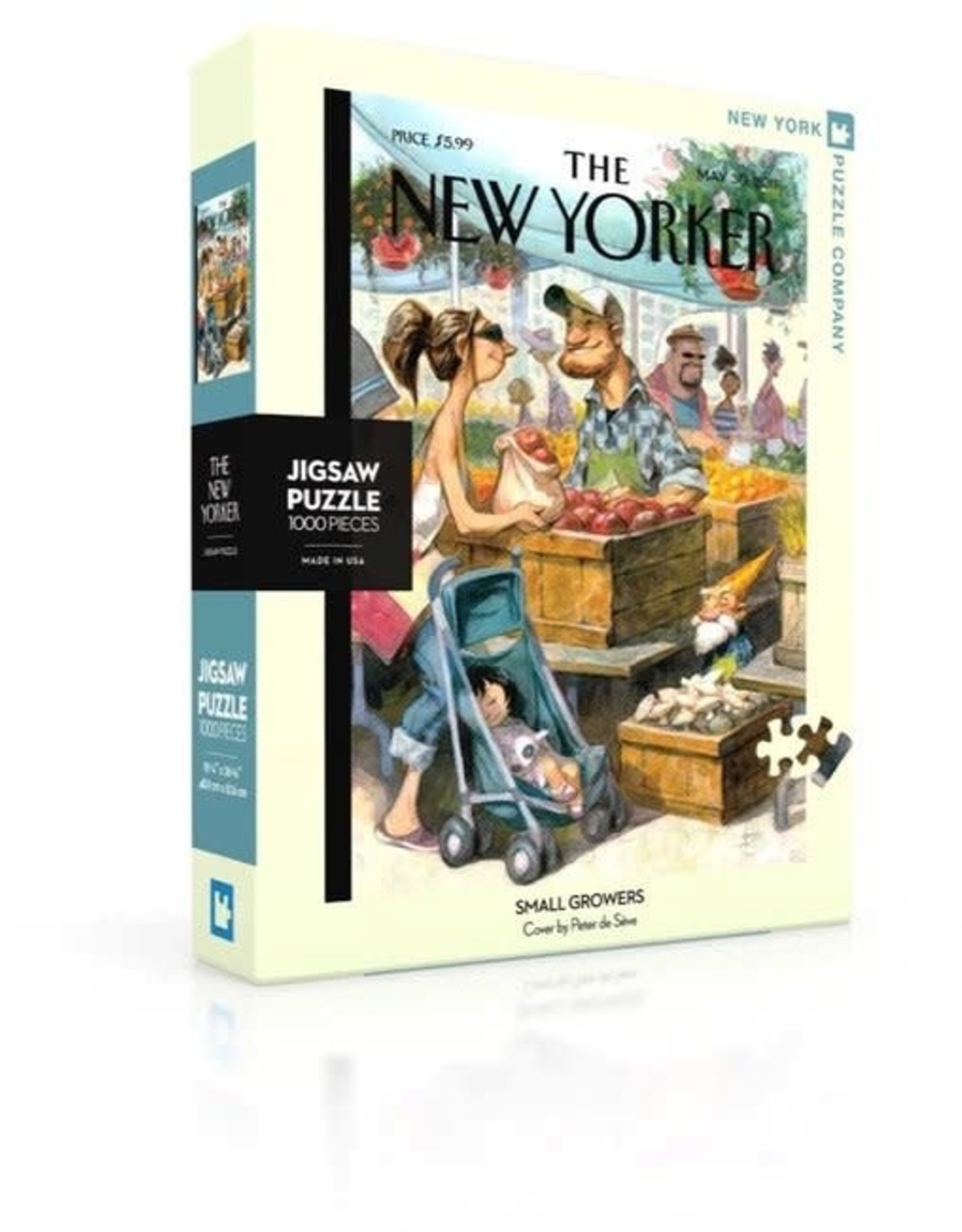 Small Growers Puzzle, 1000 pieces