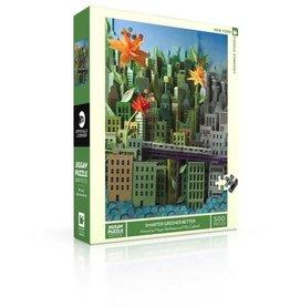 Smarter Greener Better Puzzle, 500 pieces