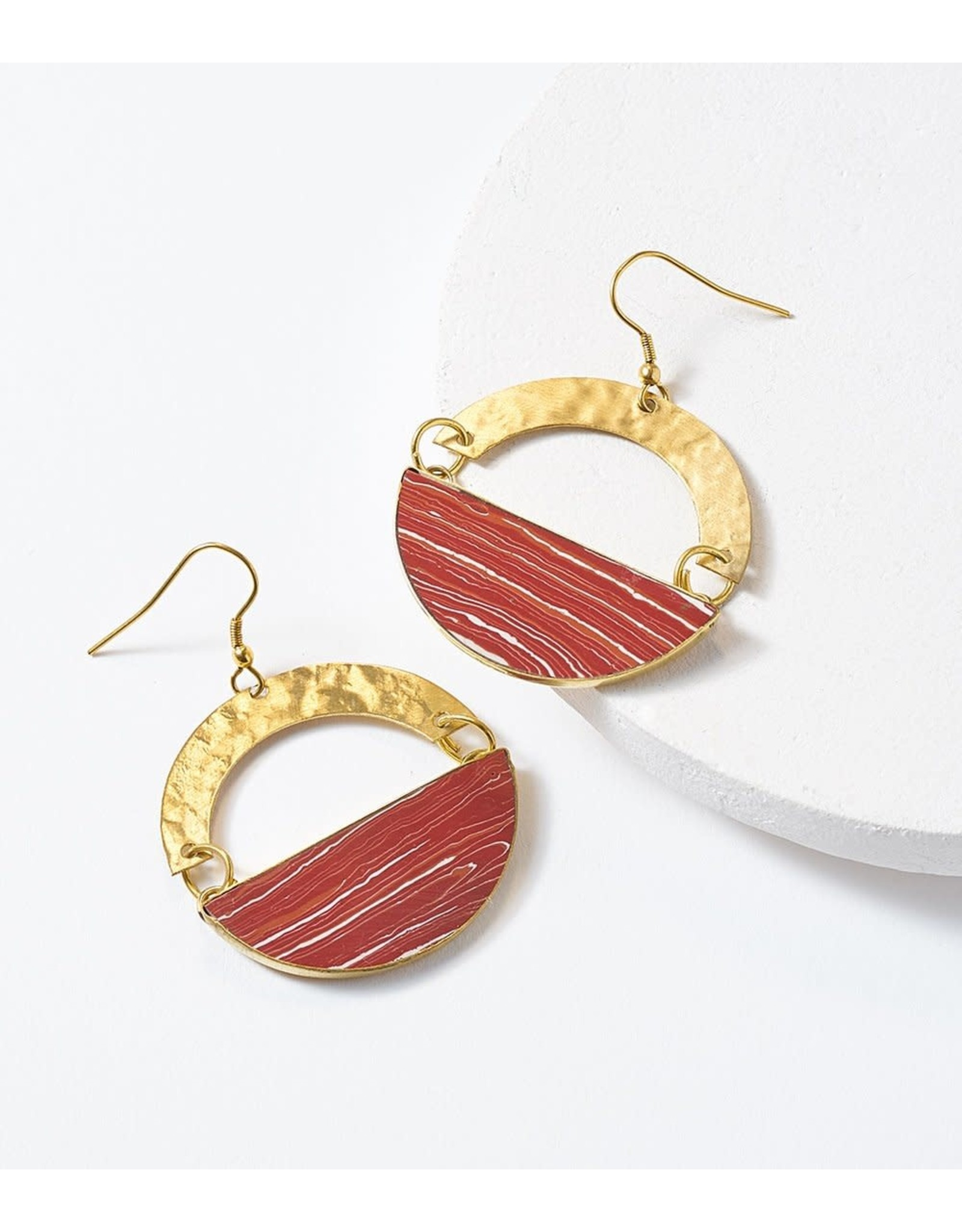 Ria DESERT CLAY  Earrings