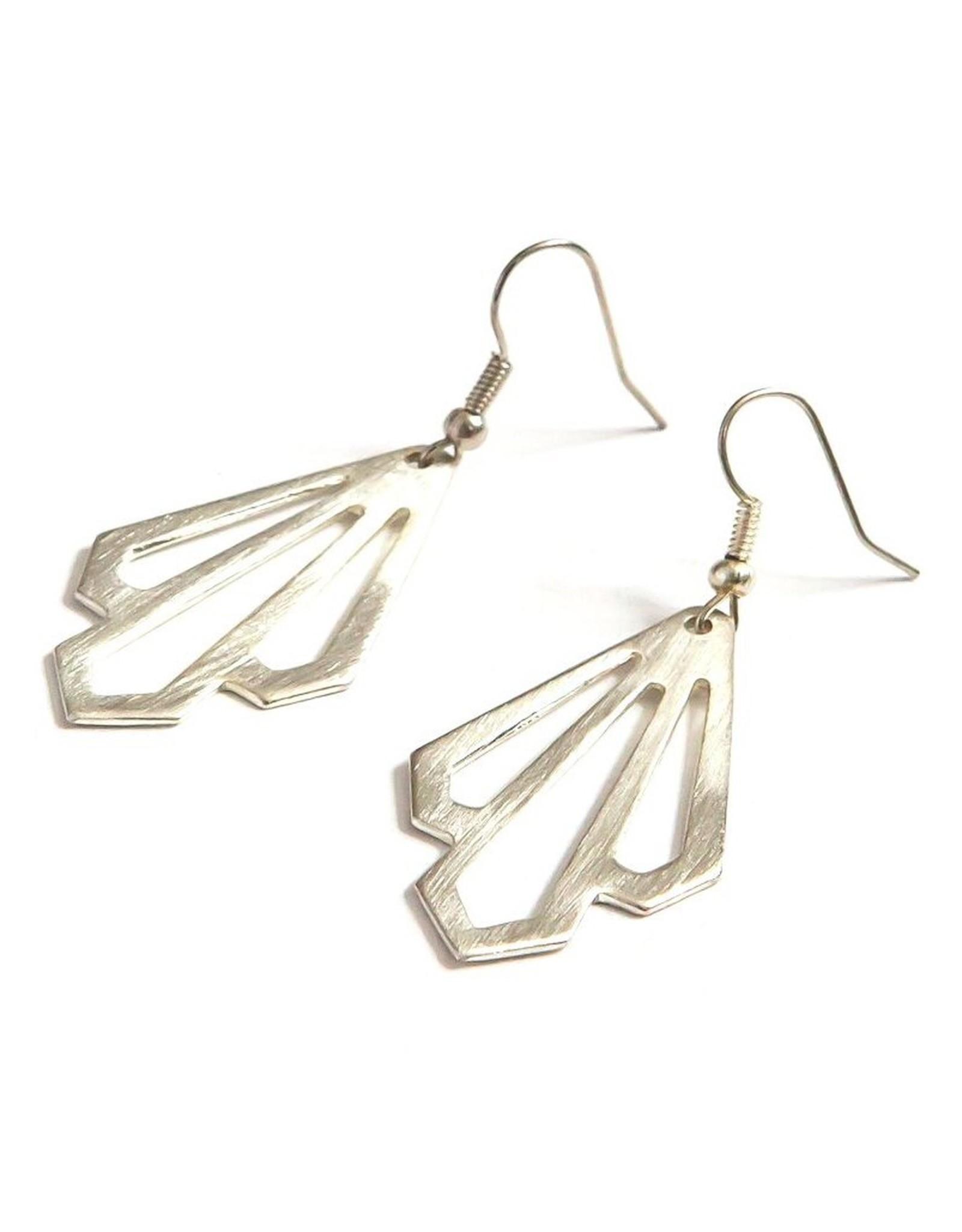 Illuminate Earrings Silver
