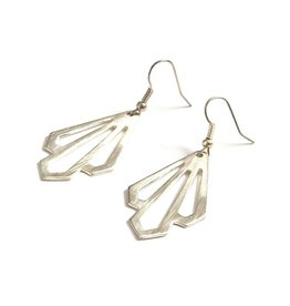 Illuminate Earrings Silver