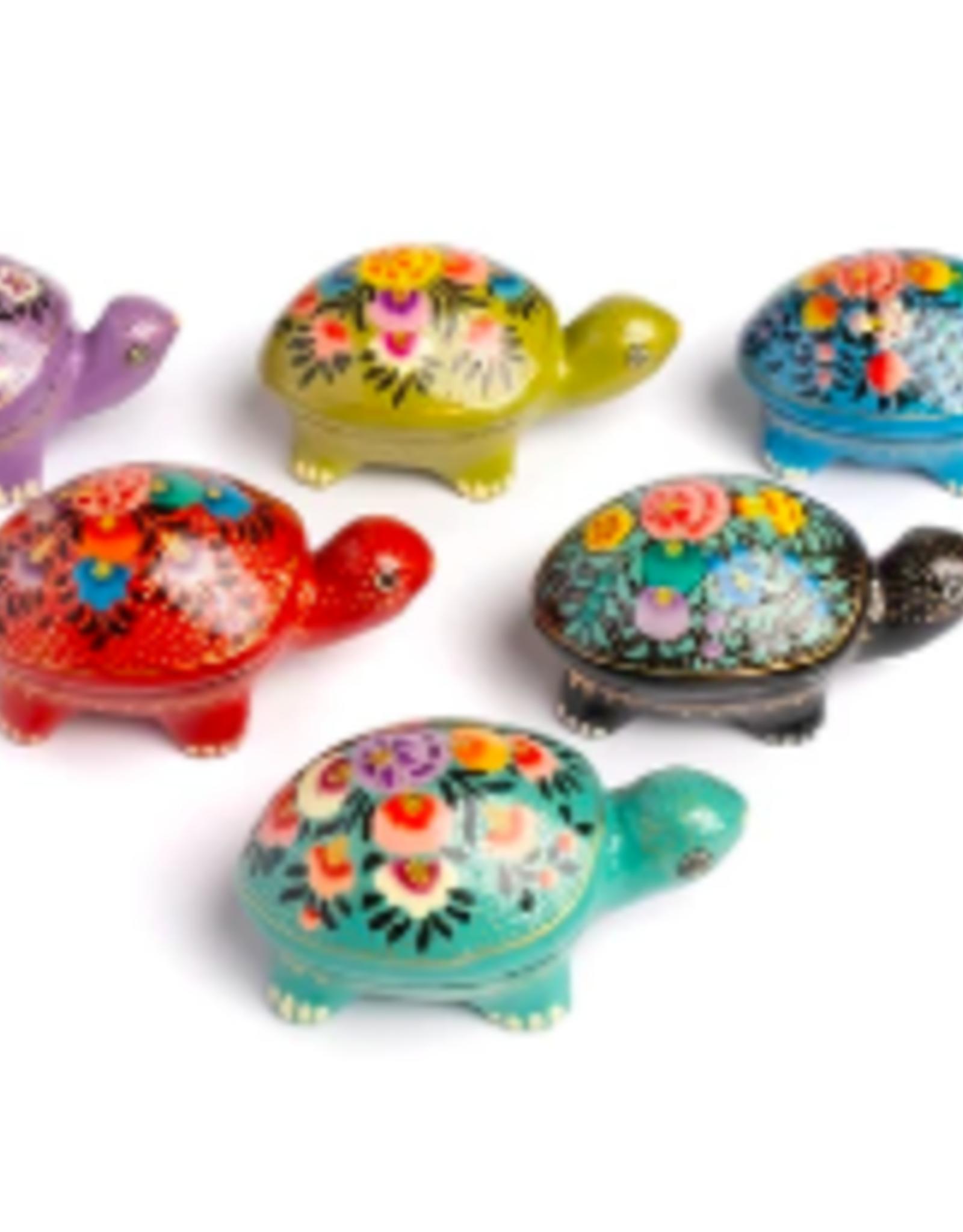 India, Paradise Box  Turtle