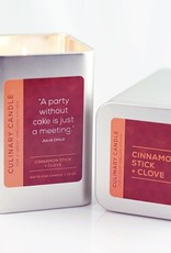 Culinary Candles Cinnamon Stick and Clove