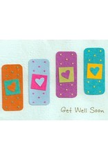 Get Well Bandages/Plasters