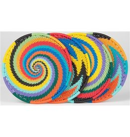 Telephone Wire Coaster  African Spirit, South Africa