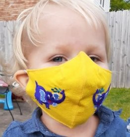 Embroidered KIDS Mask