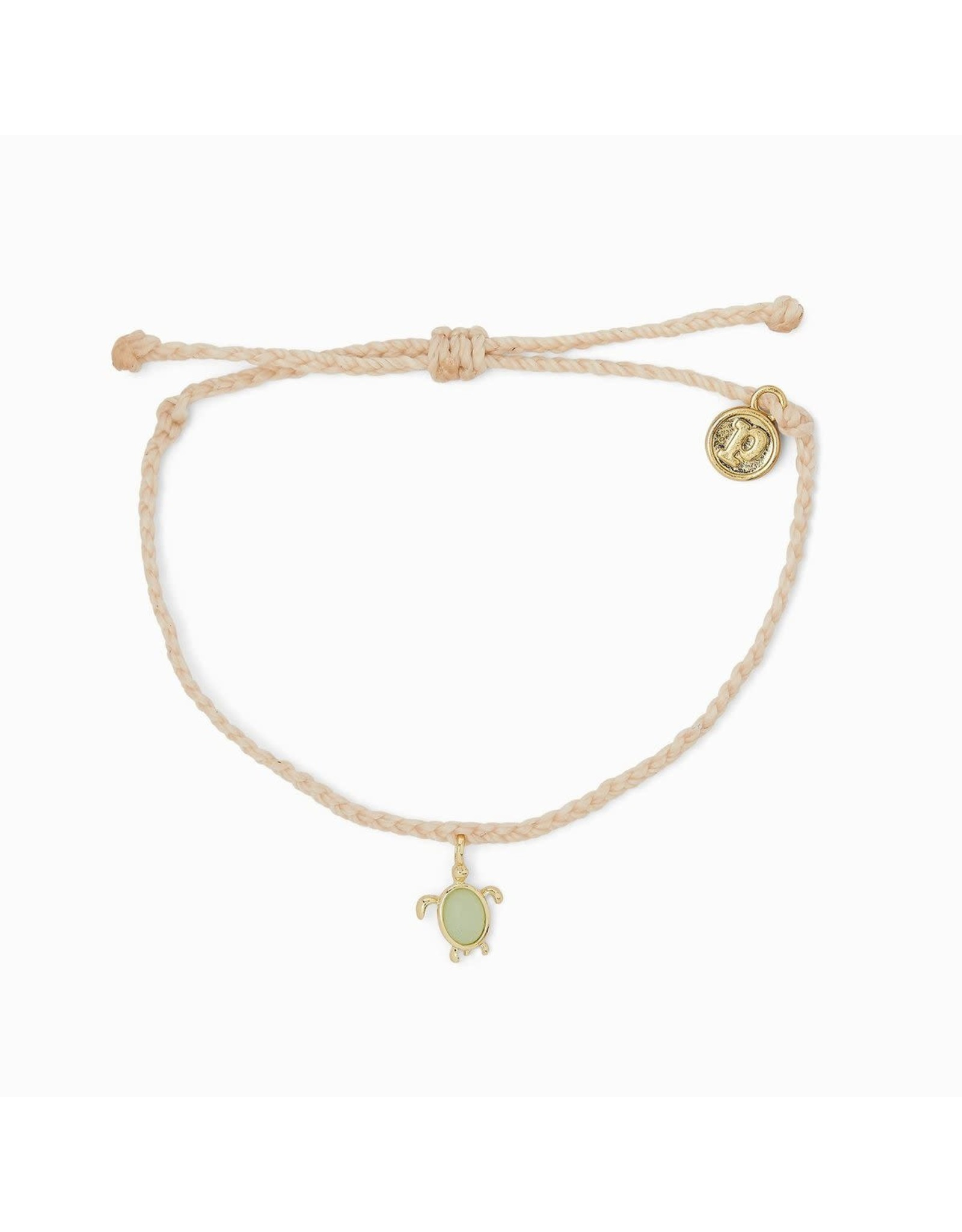 ROSE GOLD SEA TURTLE Bracelet,  VANILLA