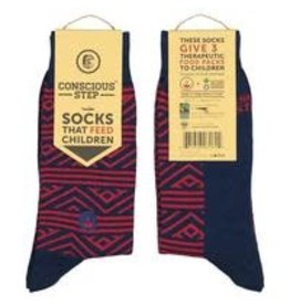 Socks that  Feed Children S/M
