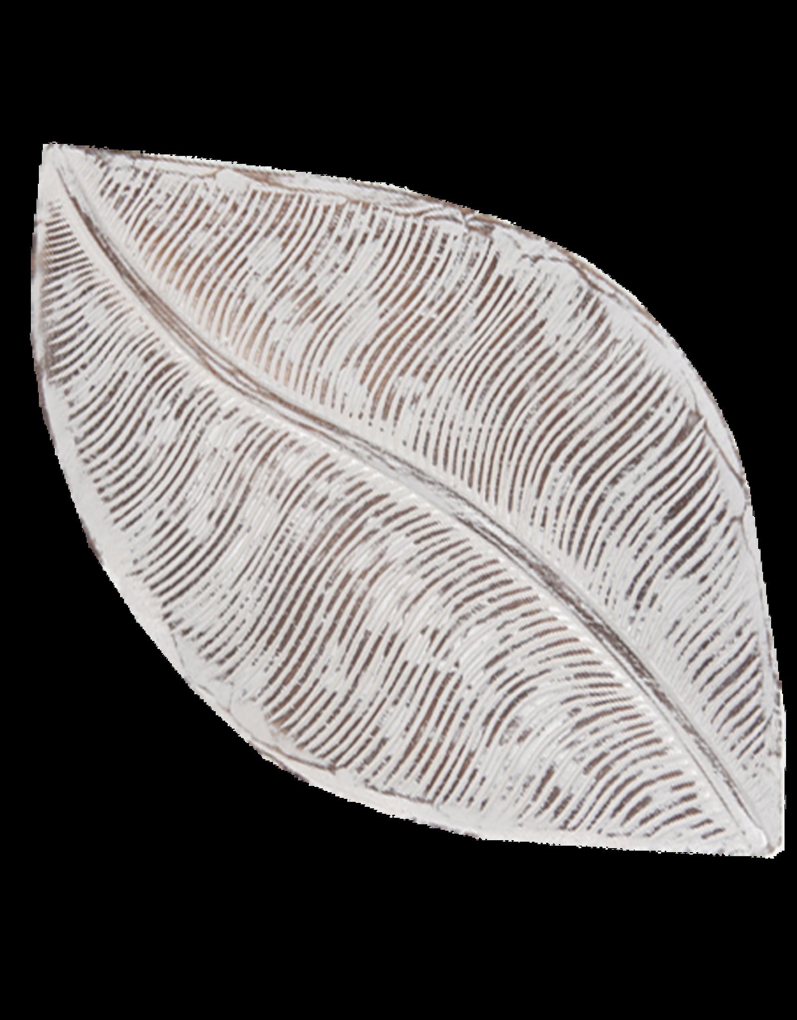 Wooden Leaf Tray