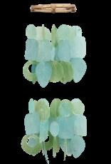 Mini Chandelier Chimes,  TEAL (TIDE POOL)