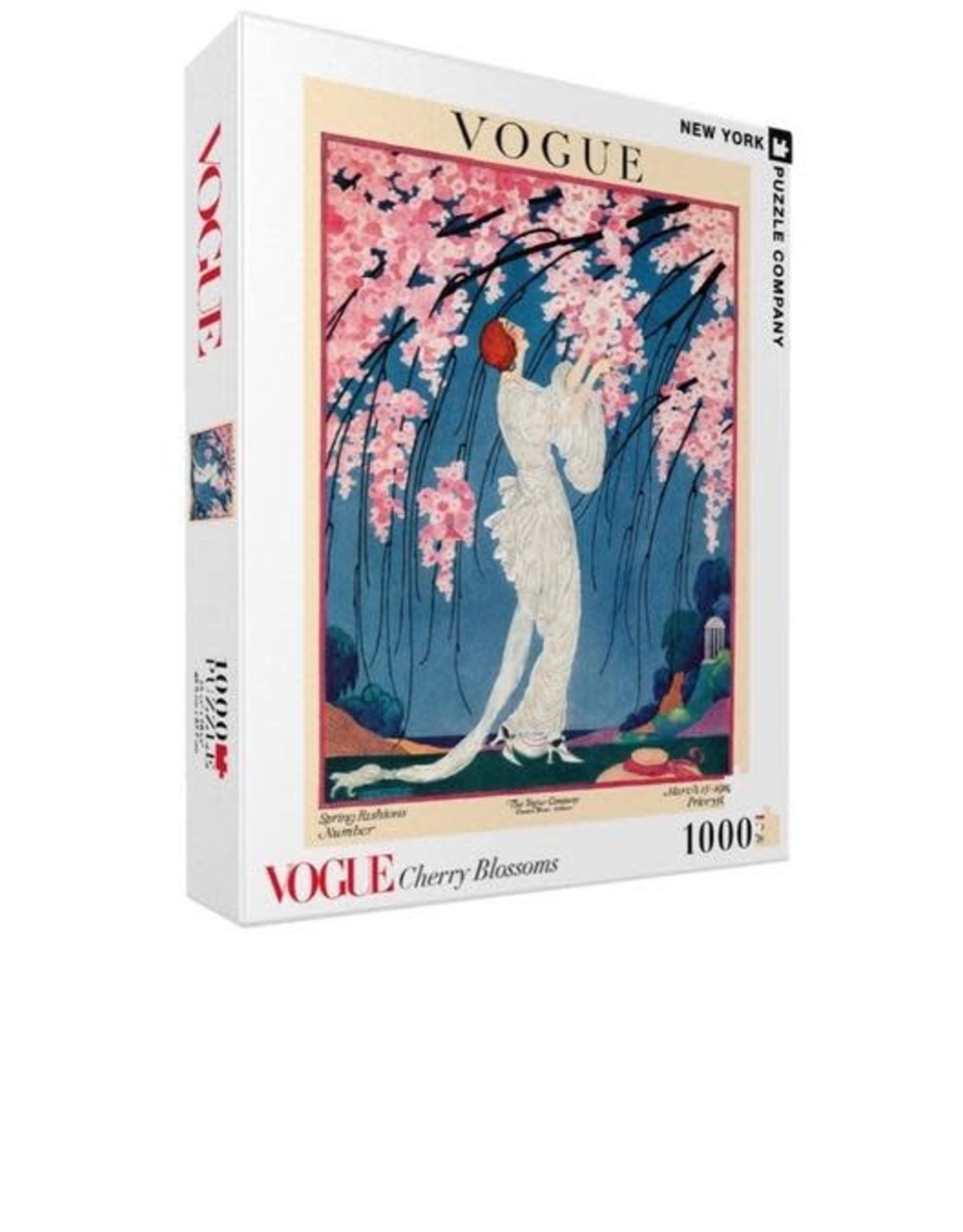 Cherry Blossoms Puzzle, 1000 pieces