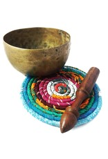 Recycled Silk Sari Trivet