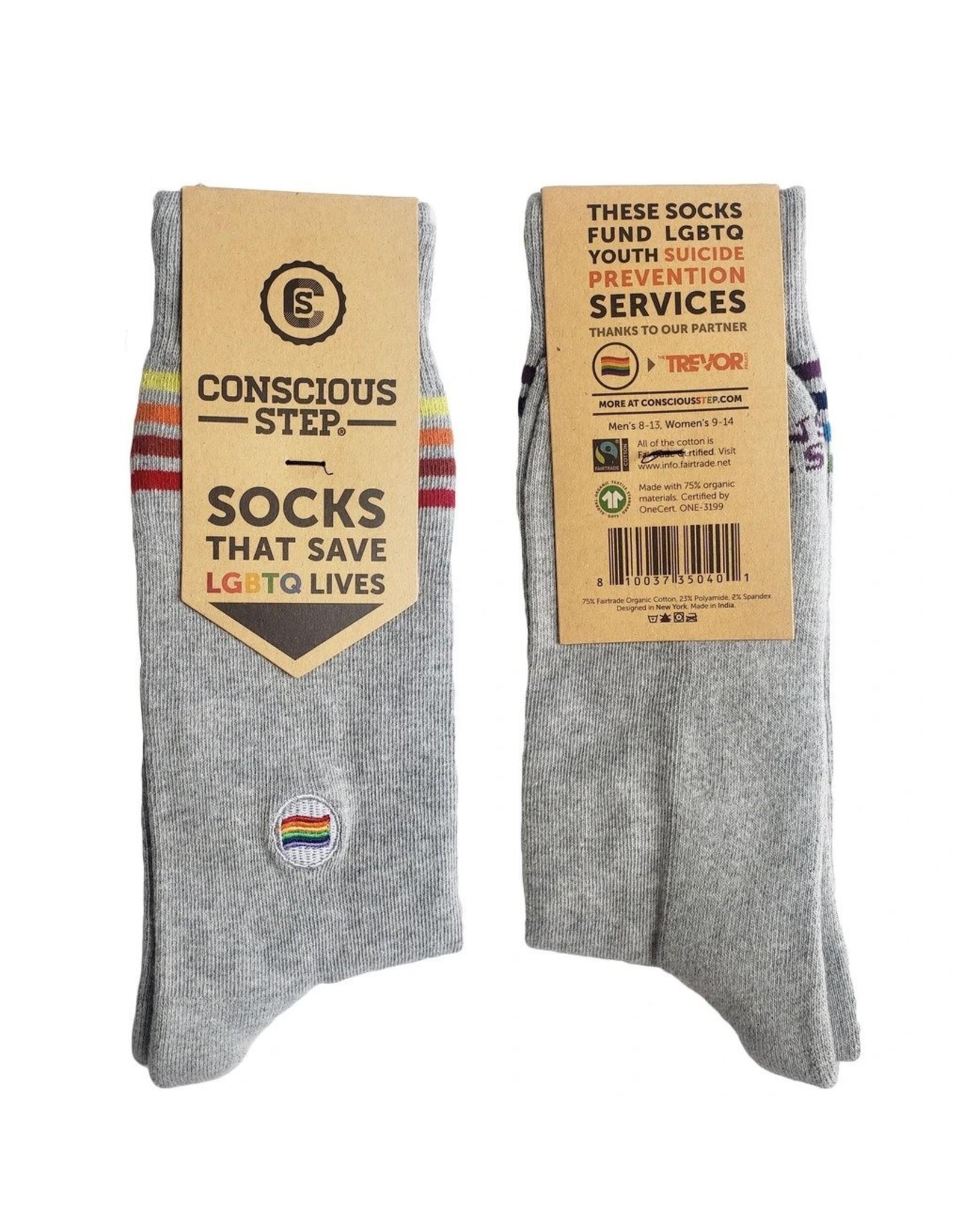 Socks that Save LGBTQ Lives