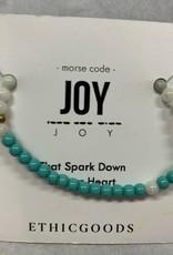 Morse Code JOY