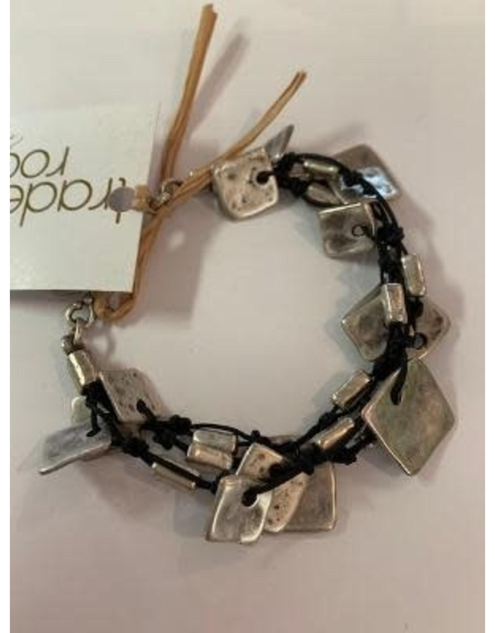 Silver Plated Bracelet